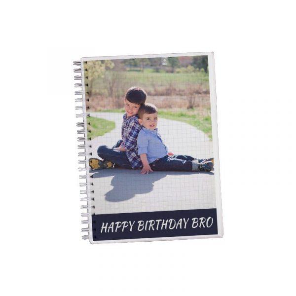 Birthday Notebook Gift