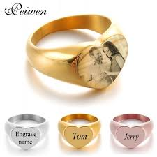 Couple ring picture can b printed latest Design