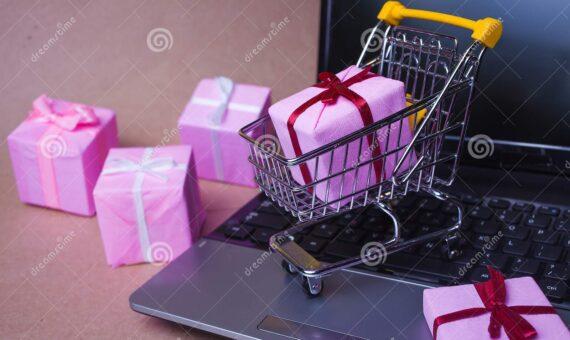 Online Shopping gift
